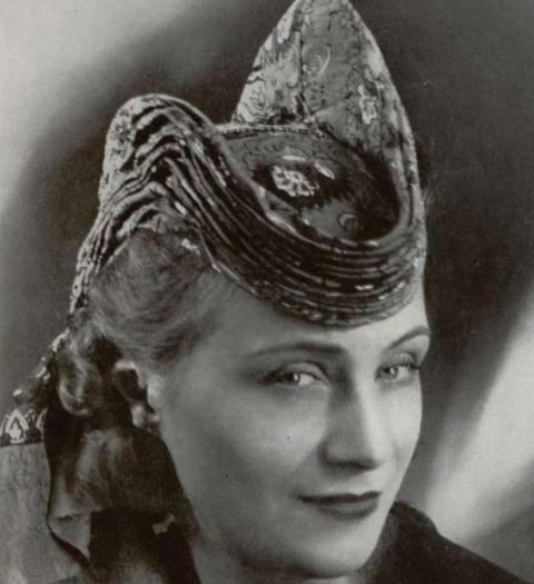 Каролина Ребу