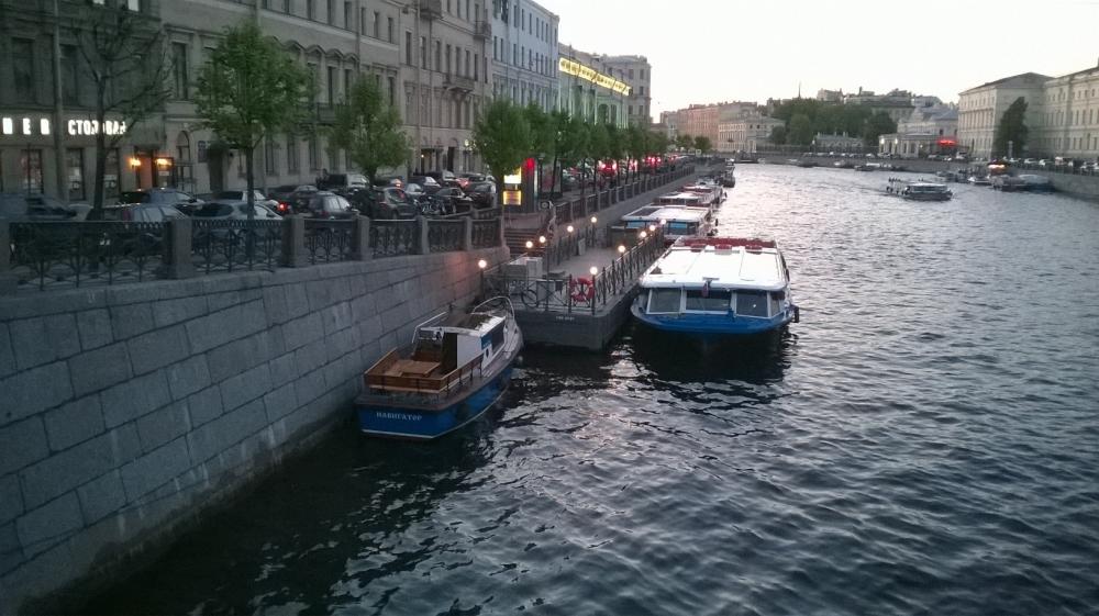 Петербург в стиле CASUAL