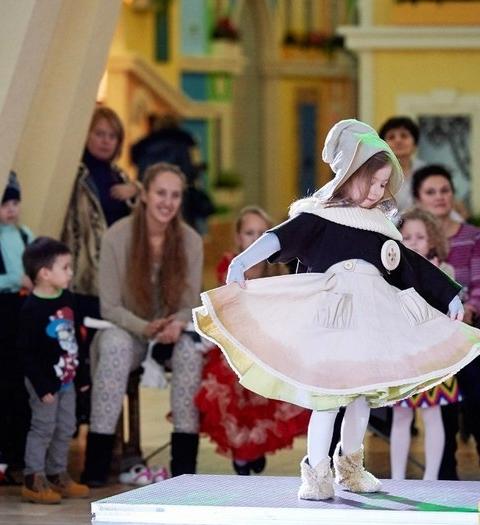 «Гранд Каньон» собрал дизайнеров детской моды на международный шоу-конкурс