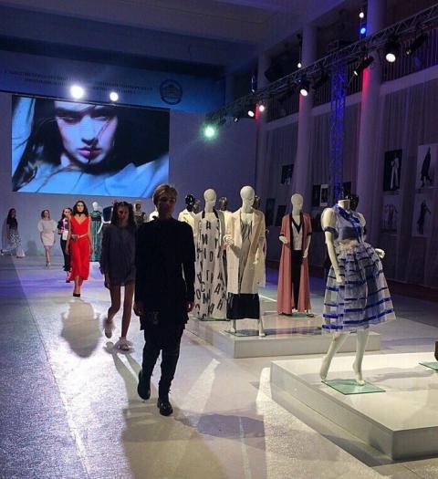 Fashion-битва на конкурсе «Адмиралтейская игла»