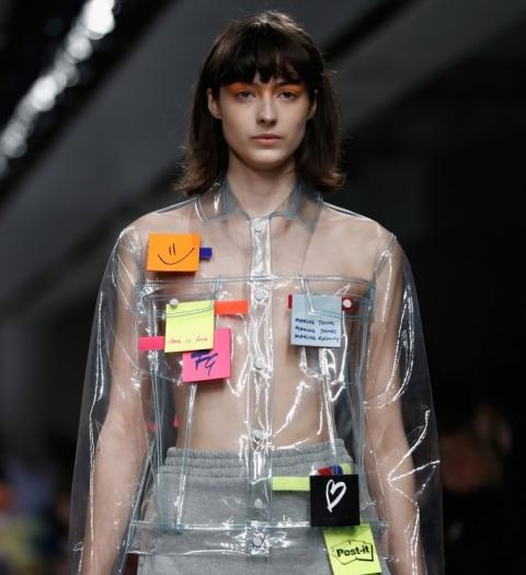 Стикеры — новый тренд в одежде
