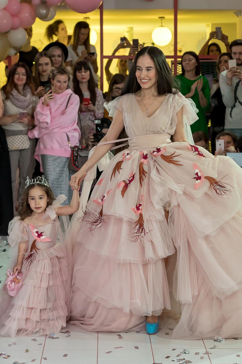 Илана Юрьевна с дочкой