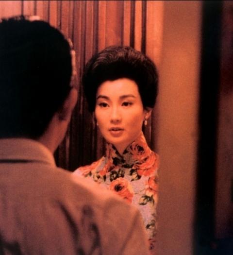 Шелест китайского шелка. Платье Ципао