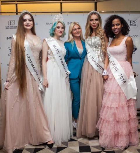 Финал конкурса красоты MISS I-ТОPMODEL состоялся 2 июня