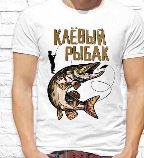 Мужские футболки с принтами - выбор многих