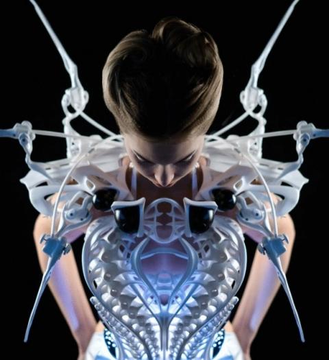 Мода и высокие технологии