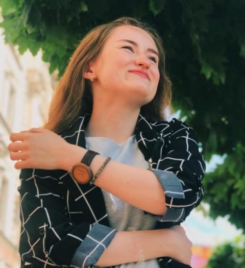 Алина Митина