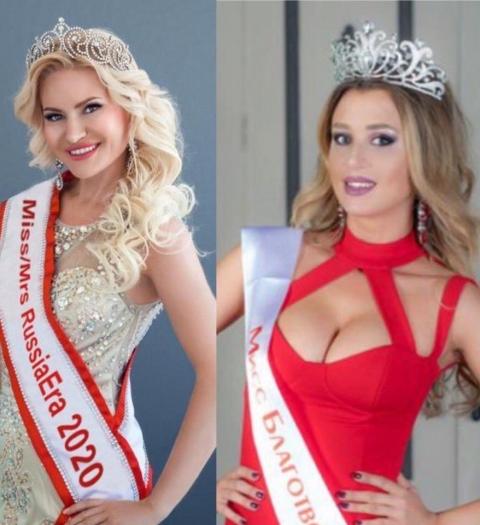 Анна Найс и Венера: первый online конкурс красоты