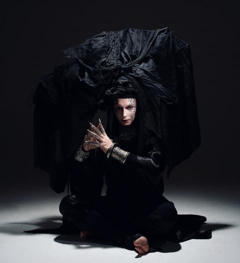 Стиль Dark-Fashion: взгляд изнутри