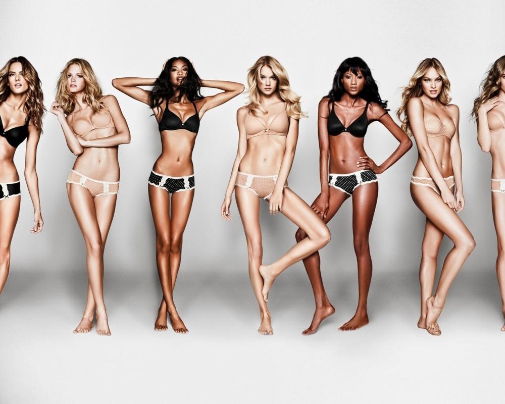 Худым моделям хотят запретить выходить на французский подиум