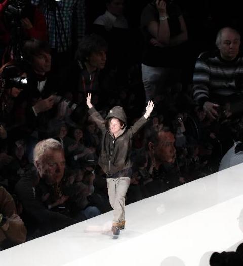 Mercedes-Benz Fashionweek Russia