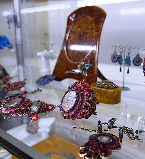 XV ювелирная выставка «Сокровища Петербурга»