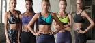 Новые «ангелы» из Victoria's Secret снялись в рекламе спортивной одежды