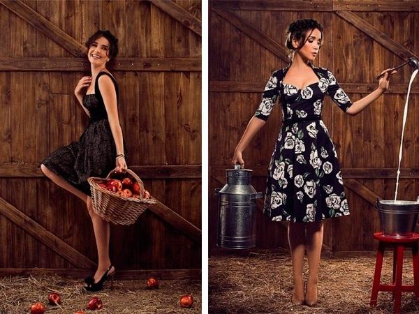 Рекламная кампания « Las Oreiro»