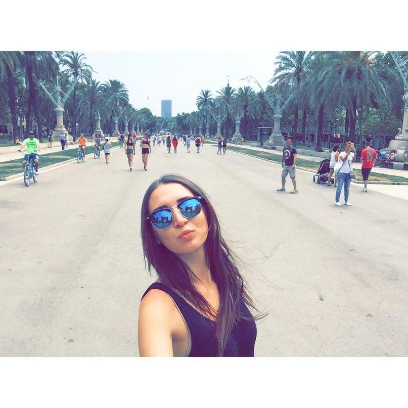 Екатерина Сергеева. Модель.