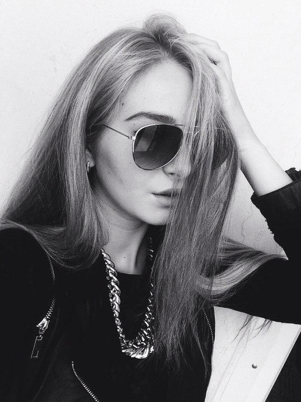 Анастасия Мидина. Модель.
