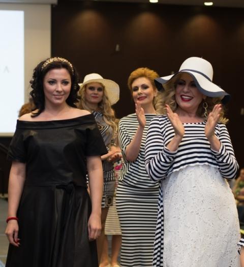 Показ коллекции «Лето 2016» Елены Головиной стал ярким событием в жизни модных горожан Челябинска