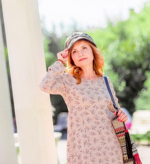 """Гульнара Алтынгужина """"путешествия, любимая работа и счастье - основа гармоничного стиля"""""""