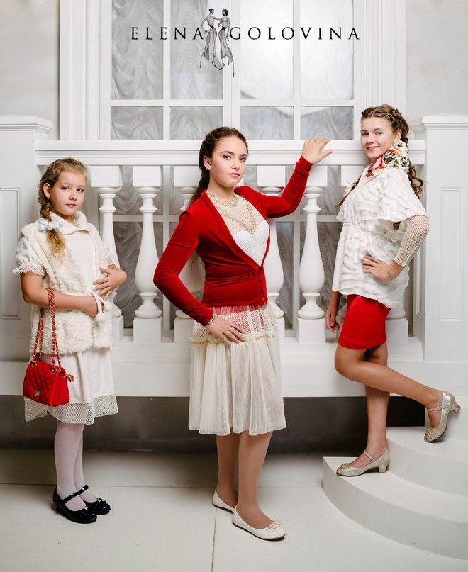 Фото: Владимира Борелье. Из личного архива модельера Елены Головиной (Королева Осень 2015)