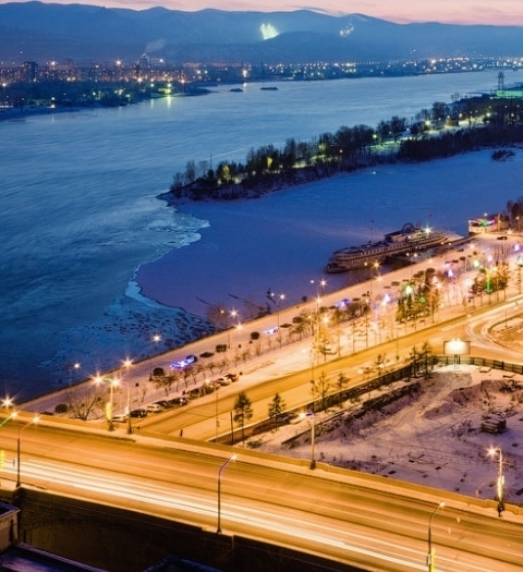 Зима в Сибири - не повод выглядеть плохо