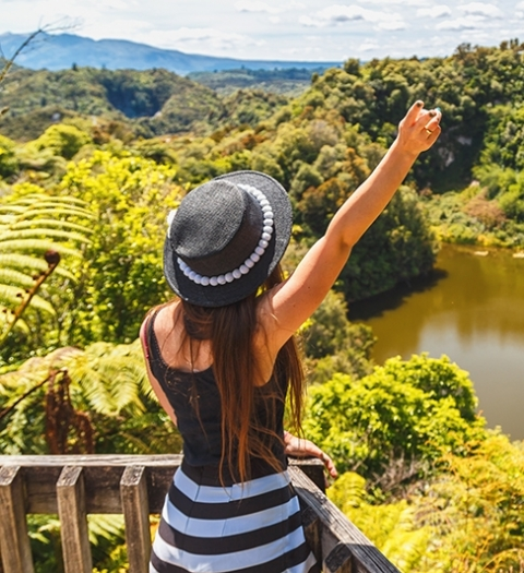 Новая Зеландия, броши, горы,шляпы