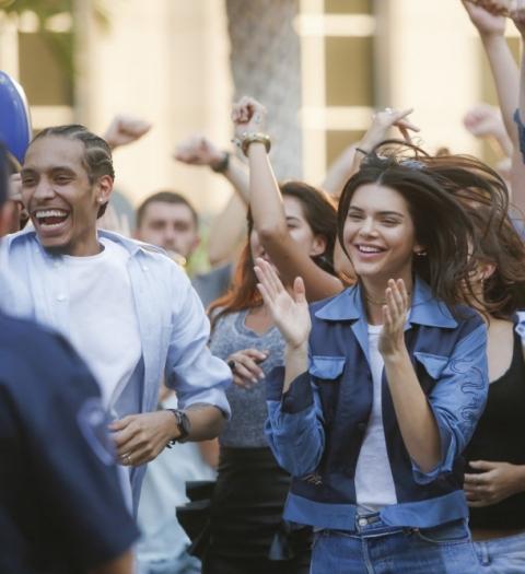 Модель Кендалл Дженнер и реклама Pepsi