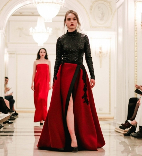 ST.PETERSBURG FASHION DAY