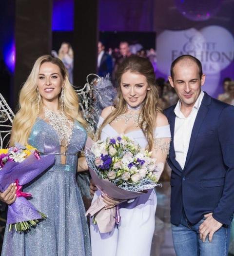 13 апреля на неделе моды  Эстет состоялся показ бренда  IRNESTE