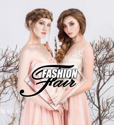 FK MODELS и FASHION FAIR NN