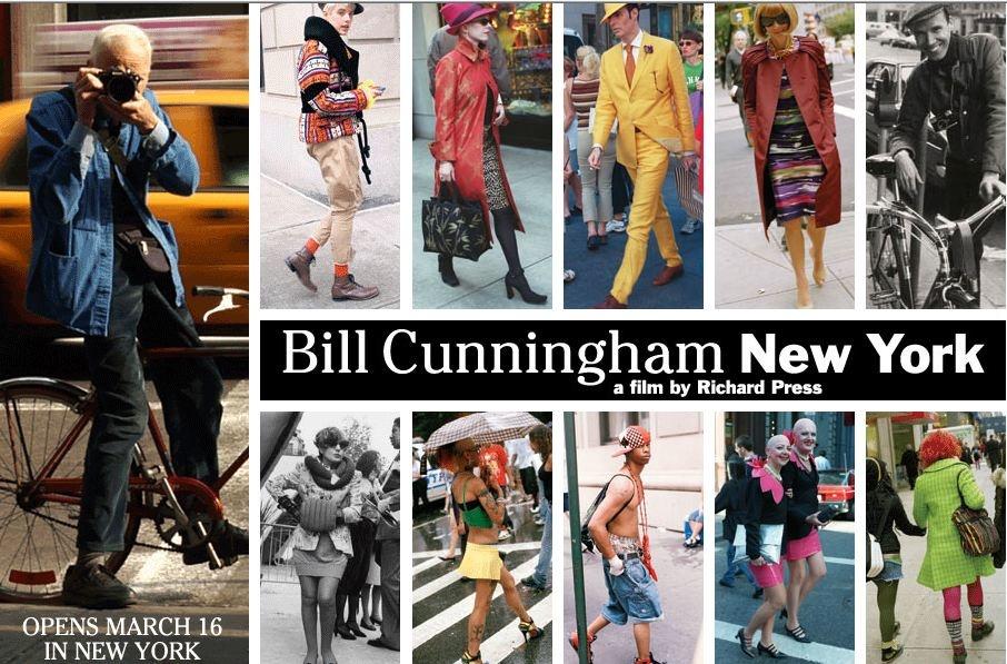 «Трибьют: Билл Каннингем, Нью-Йорк»